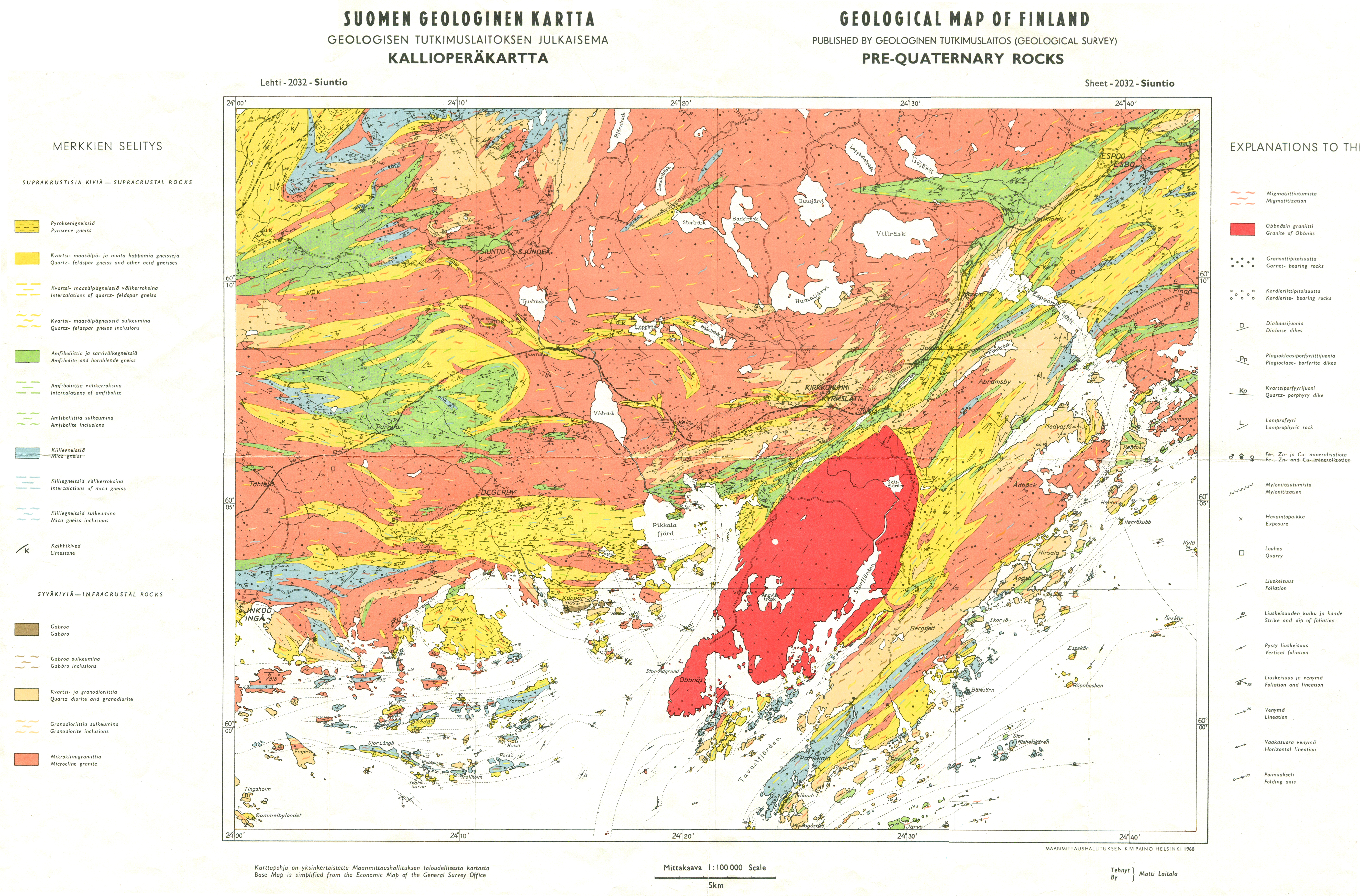 Geologiset Kartat Html