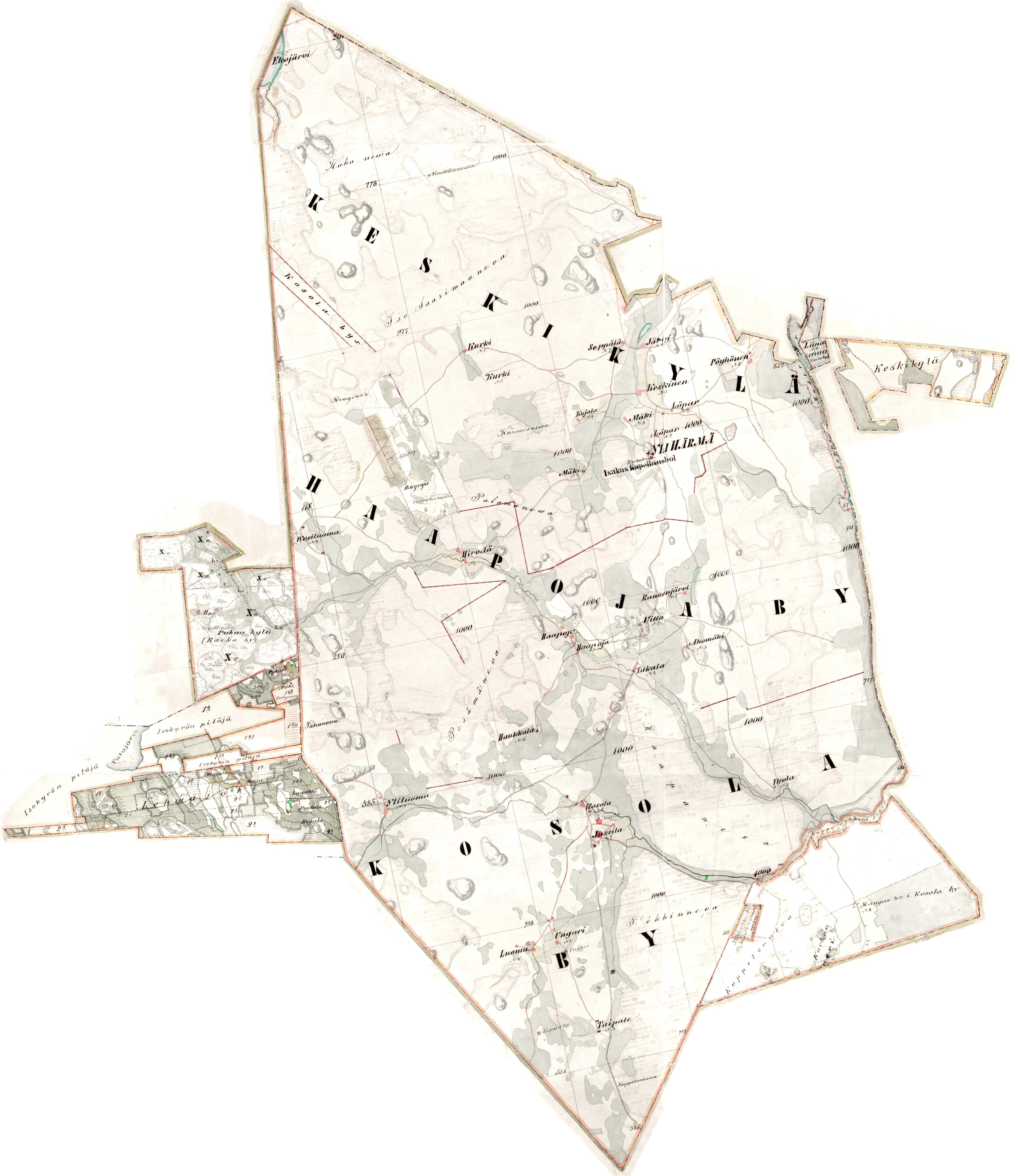 Index Of Kartat Pitajankartat Uusi Pitajankartasto 1828 1915