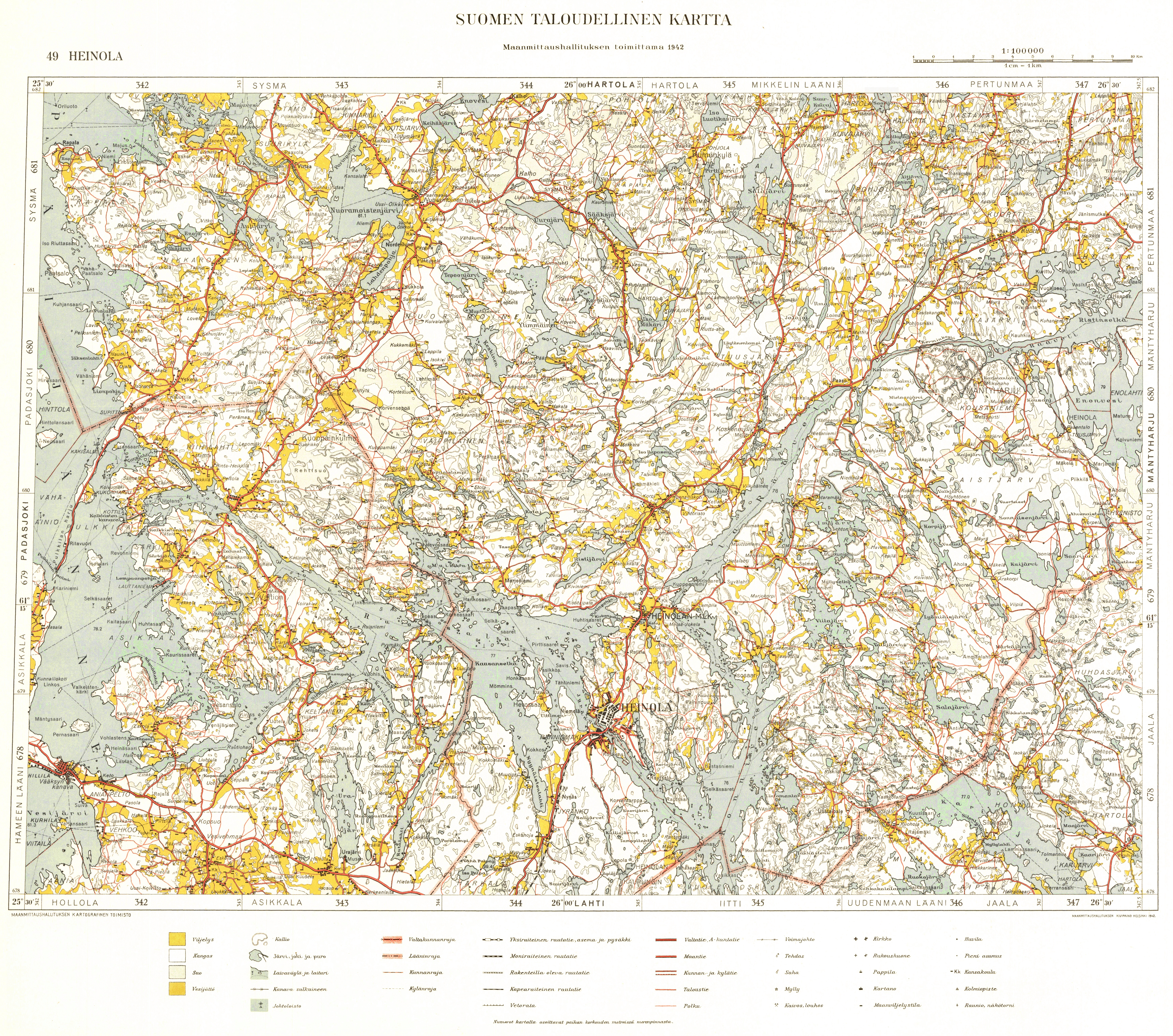 Taloudelliset Kartat Html