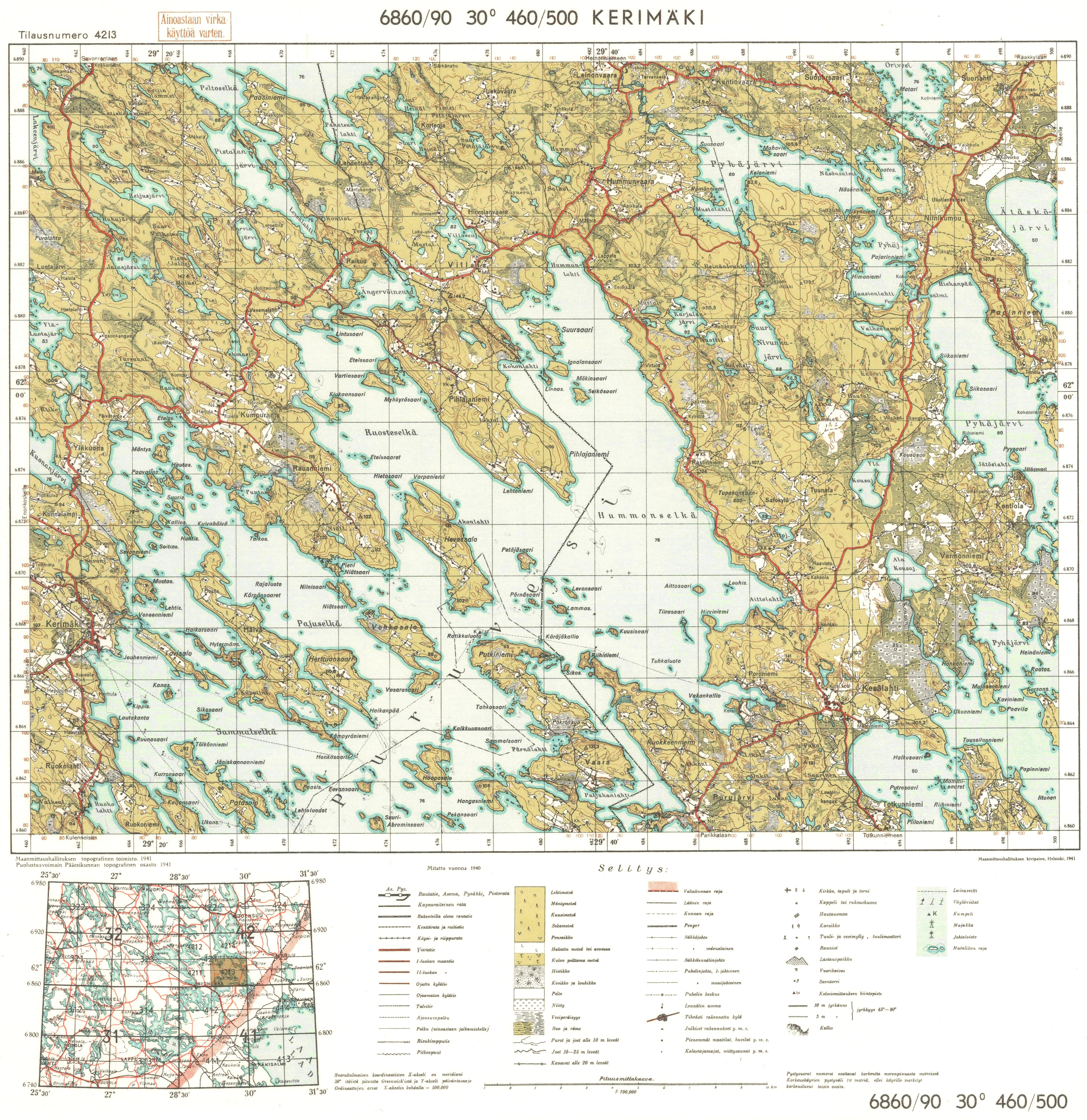 Index Of Kartat Topografiset Kartat