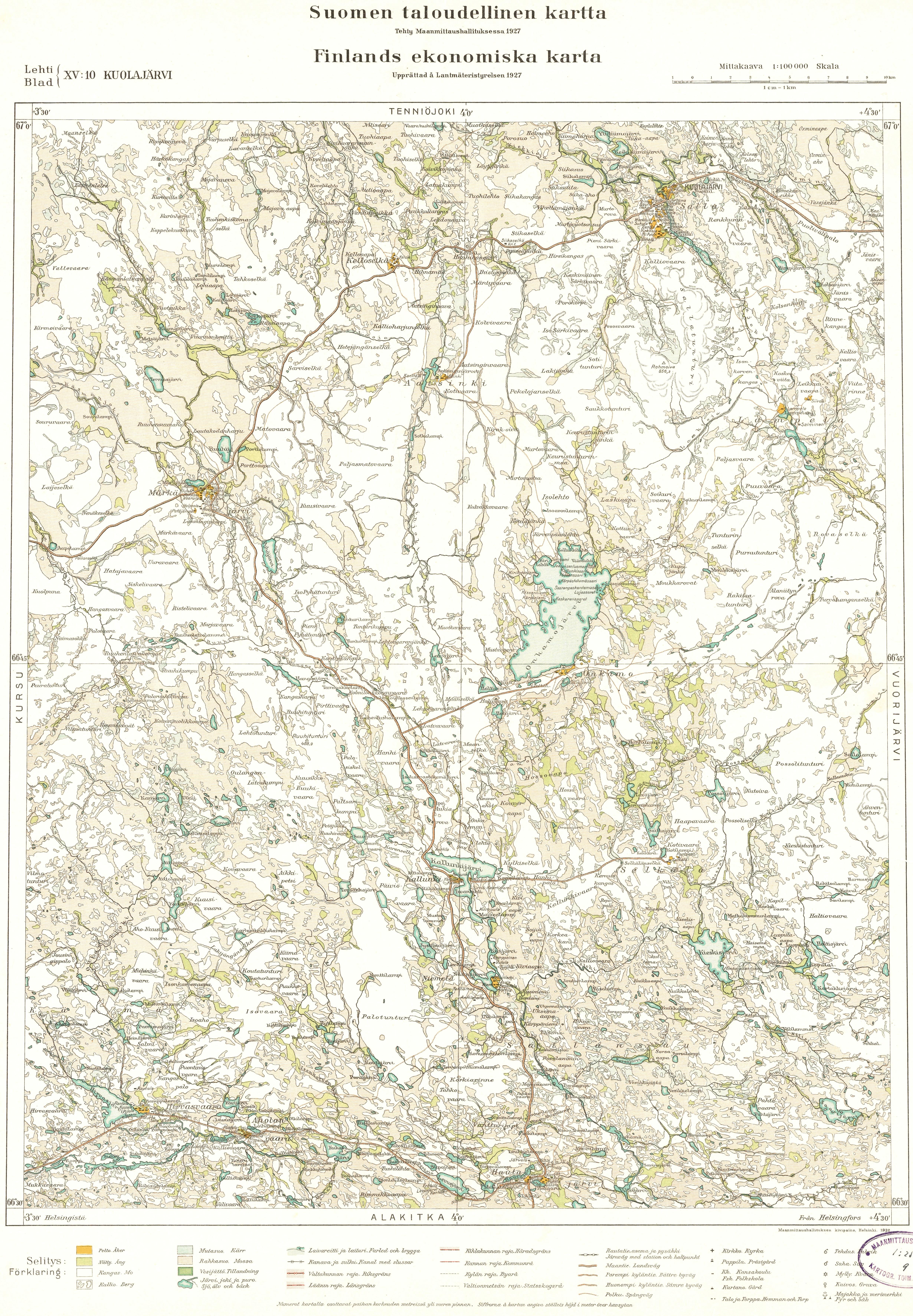 Kuopion karttapalvelu